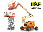 IPAF 3a & 3b Operator Training Course Classroom Course