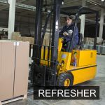 B1 - Counterbalance Lift Truck (Up to 5 Tonne) Refresher Classroom Course