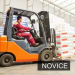 Counterbalance Lift Truck - Novice Operator Classroom Course