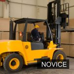 B2 - Counterbalance Lift Truck (Over 5 Tonne, Up to 15 Tonne ) Novice Classroom Course