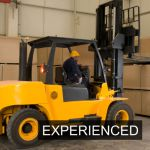 B2 - Counterbalance Lift Truck (Over 5 Tonne, Up to 15 Tonne ) Experienced Classroom Course