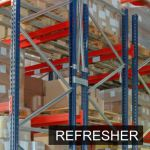 Order Picker - Medium Level Refresher Operator Training Classroom Course