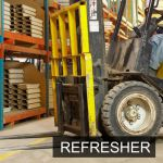 Pivot Steer Lift Truck Refresher Operator Training Classroom Course