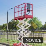 MEWP - Scissor Lift Novice Operator Training Classroom Course