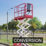 MEWP - Scissor Lift Conversion Operator Training Classroom Course