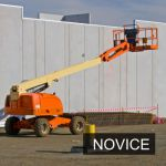 MEWP - Articulated Boom Novice Operator Training Classroom Course