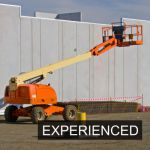 MEWP - Articulated Boom Experienced Operator Training Classroom Course