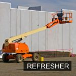 MEWP - Articulated Boom Refresher Operator Training Classroom Course