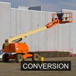 MEWP - Articulated Boom Conversion  Operator Training Classroom Course