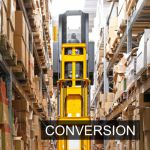Narrow-Aisle Man-Down Lift Truck Conversion Operating Training Classroom Course