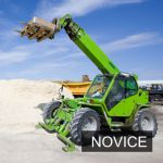 Rough Terrain Telescopic Operator Handler Novice Classroom Course