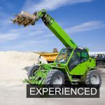 Rough Terrain Telescopic Handler Experienced Operator Training Classroom Course