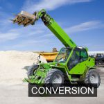 Rough Terrain Telescopic Handler Conversion Operator Training Classroom Course