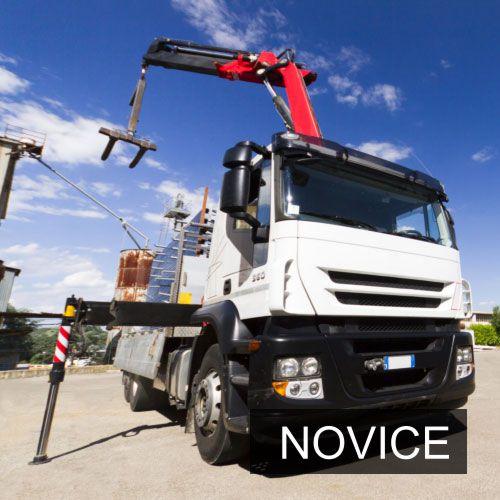 HIAB - Vehicle - Mounted Hydraulic Loader Novice Operator