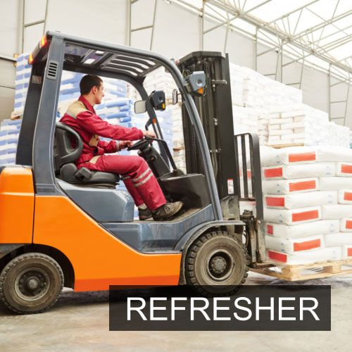 Counterbalance Lift Truck Operator Refresher Classroom Course: 14th January 2019 8:00am